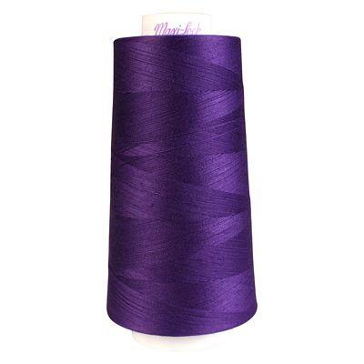 Maxi-Lock Polyester Serger Thread: 3000yds 50wt - Purple - 51-43399