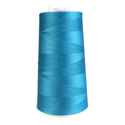 Maxi-Lock Polyester Serger Thread: 3000yds 50wt - Radiant Turquoise - 51-32265