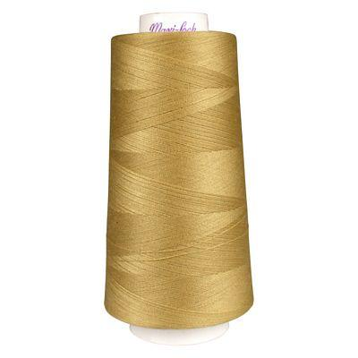 Maxi-Lock Polyester Serger Thread: 3000yds 50wt - Gold - 51-32072