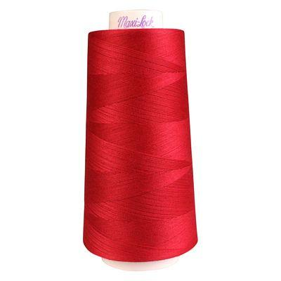 Maxi-Lock Polyester Serger Thread: 3000yds 50wt - Swiss Beauty Pink - 51-32701