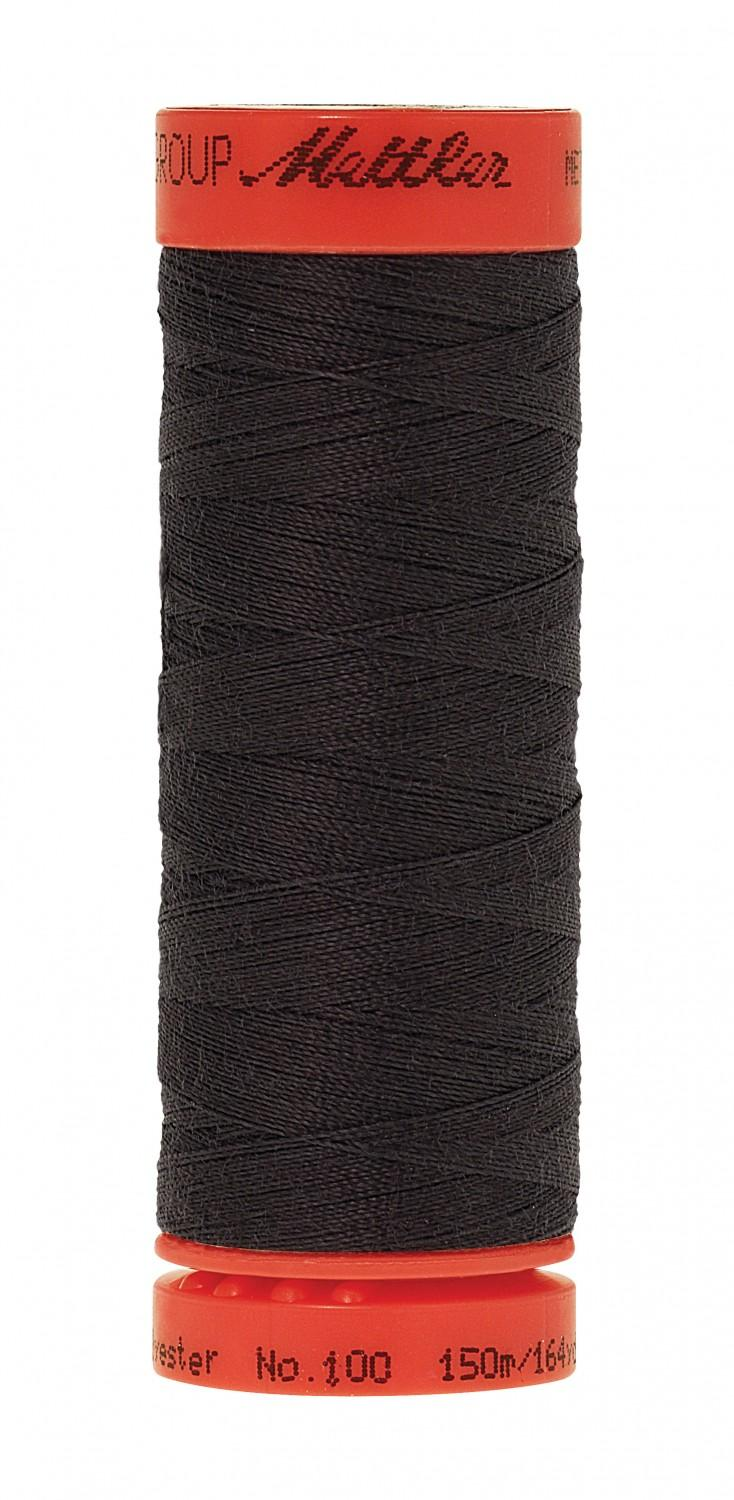 Metrosene Poly Dark Pewter 50wt 150M Thread - 9161-1452