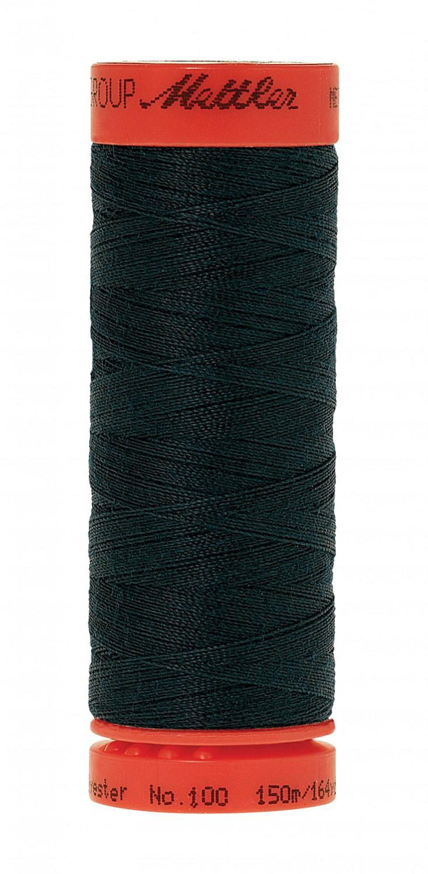 Metrosene Poly Forest Green 50wt 150M Thread - 9161-1094