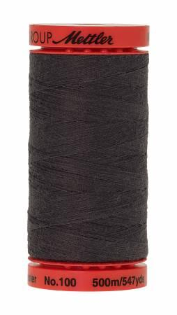 Metrosene Poly  Mousy Gray 50wt 500M Thread - 9145-0878