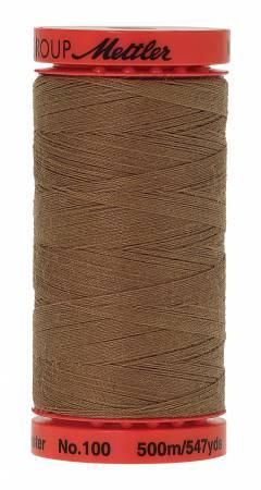 Metrosene Poly  Pecan 50wt 500M Thread - 9145-1424