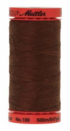 Metrosene Poly  Redwood 50wt 500M Thread - 9145-0263