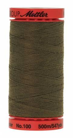 Metrosene Poly  Umber 50wt 500M Thread - 9145-0660