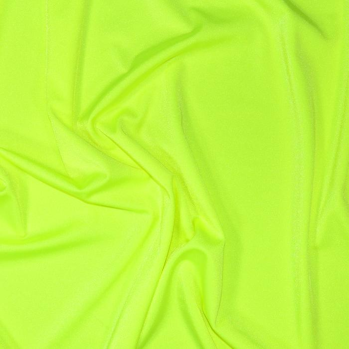 Milliskin Shiny Neon Yellow 06