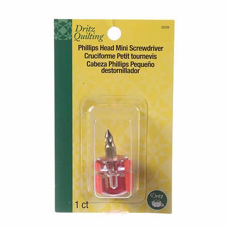 Mini Screwdriver Phillips Head - 3039