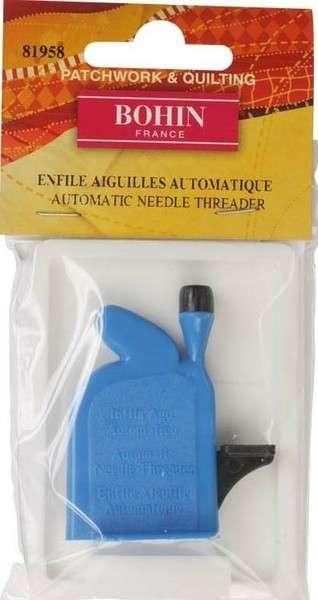 Needle Threader Automatic Plastic Blister - 81958