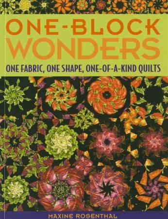 One Block Wonders-Softcover Book 10428