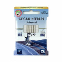 Organ Needles Universal Size 90/14 Eco Pack 3000103