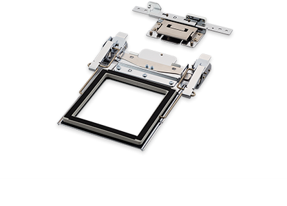 PR1050X Clamp Frame Set