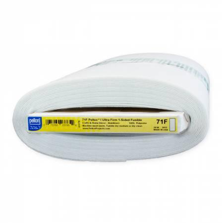 Peltex Single Sided Fusible Stabilizer Pellon 20in Wide - 71FP