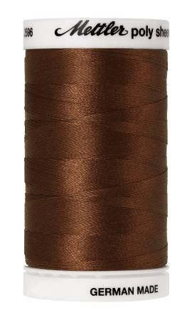 Poly Sheen Embroidery ThreadBark - 40wt 875yds