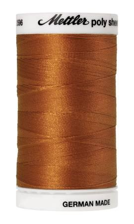 Poly Sheen Embroidery Thread Autumn Leaf - 40wt 875yds