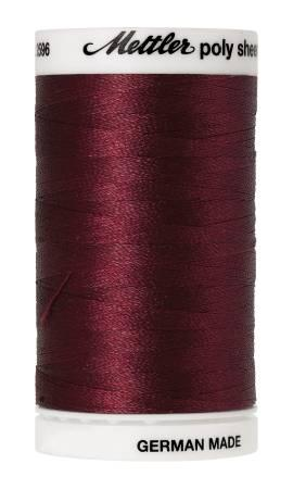 Poly Sheen Embroidery Thread Bordequax - 40wt 875yds