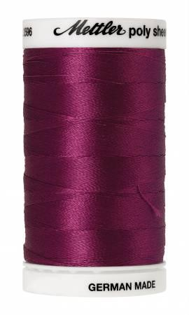 Poly Sheen Embroidery Thread Boysenberry - 40wt 875yds