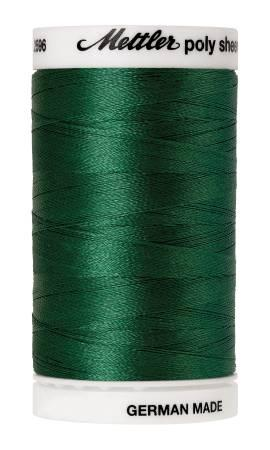 Poly Sheen Embroidery Thread Bright Green - 40wt 875yds