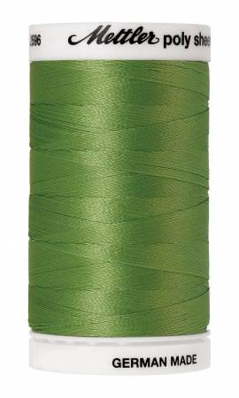 Poly Sheen Embroidery Thread Bright Mint - 40wt 875yds