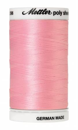Poly Sheen Embroidery Thread Carnation - 40wt 875yds