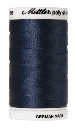 Poly Sheen Embroidery Thread Concord - 40wt 875yds