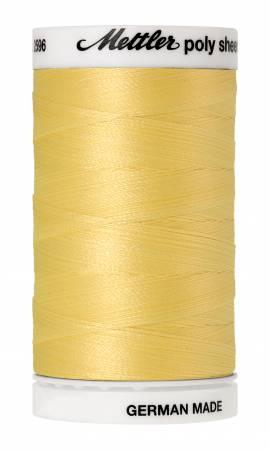 Poly Sheen Embroidery Thread Daffodil - 40wt 875yds