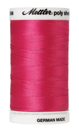 Poly Sheen Embroidery Thread Garden Rose - 40wt 875yds