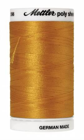 Poly Sheen Embroidery Thread Gold - 40wt 875yds