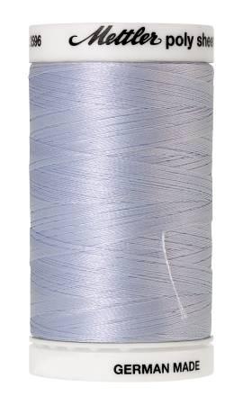 Poly Sheen Embroidery Thread Ice Cap - 40wt 875yds