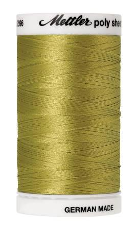 Poly Sheen Embroidery Thread Marsh - 40wt 875yds