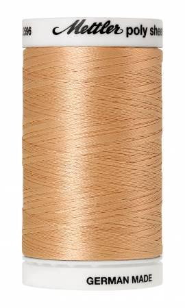 Poly Sheen Embroidery Thread Meringue - 40wt 875yds