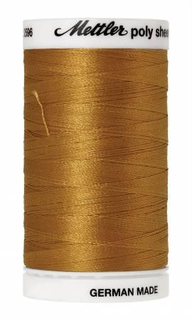 Poly Sheen Embroidery Thread Palomino - 40wt 875yds