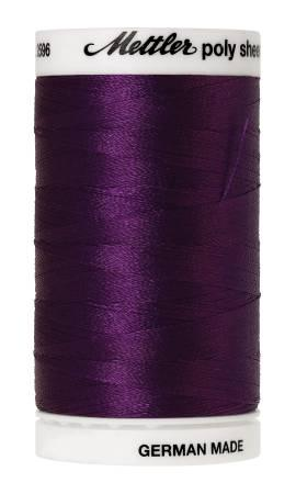 Poly Sheen Embroidery Thread Pansy - 40wt 875yds