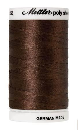 Poly Sheen Embroidery Thread Pine Bark - 40wt 875yds