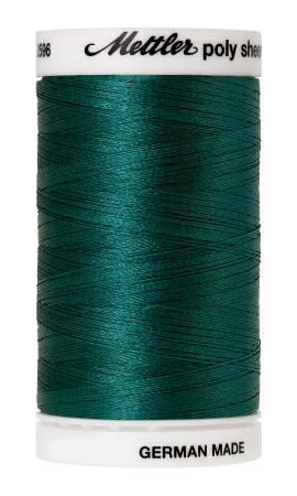 Poly Sheen Embroidery Thread Rain Forest - 40wt 875yds