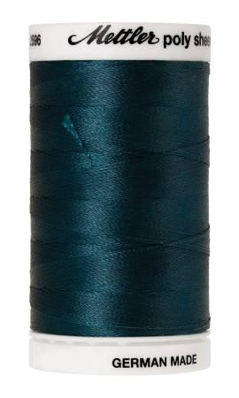 Poly Sheen Embroidery Thread Spruce - 40wt 875yds