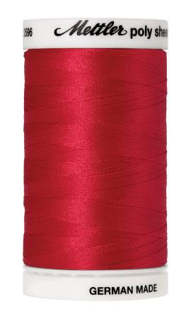 Poly Sheen Embroidery Thread Strawberry - 40wt 875yds