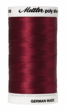 Poly Sheen Embroidery Thread Winterberry - 40wt 875yds