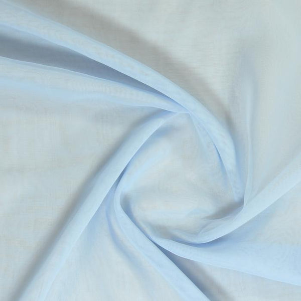 Polyester Chiffon 81160-Resort Blue