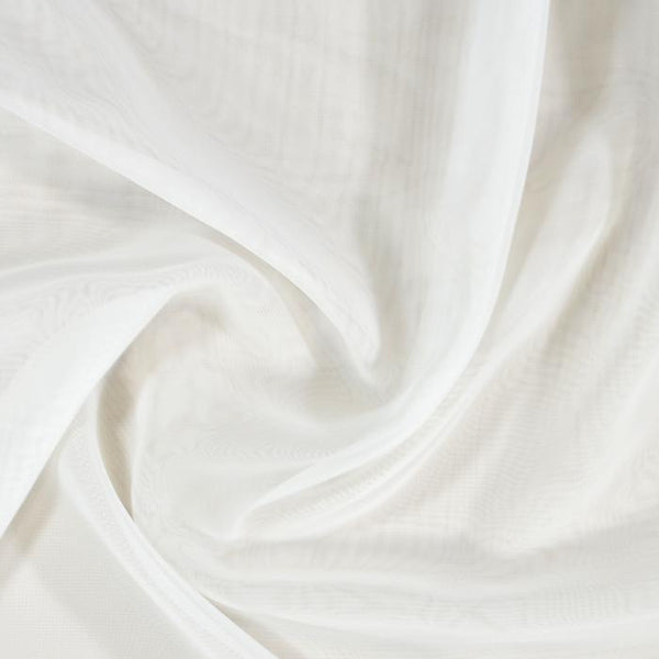 Polyester Chiffon 81160-Winter White