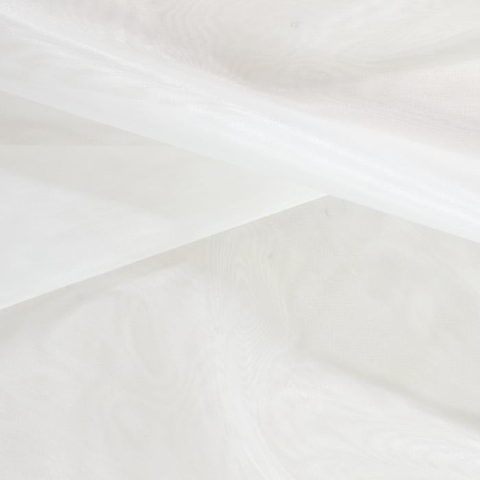 Polyester Organza 2060-OffWhit