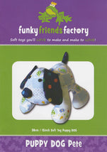 Puppy Dog Pete Pattern FF4477