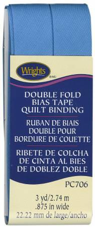 Double Fold Quilt Binding Porcelain Blue - 117706121