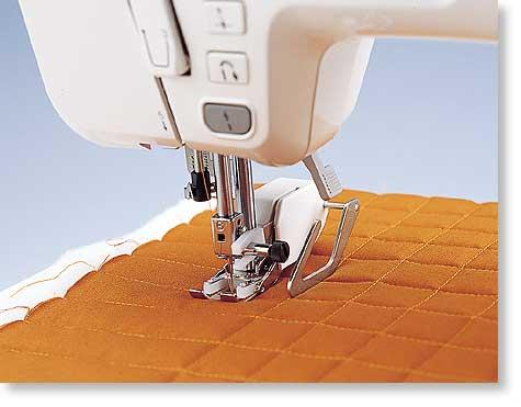 Quilting Guide - SA132 Brother