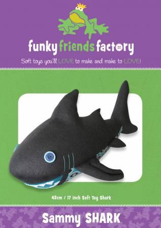 Sammy Shark Pattern FF4521