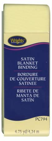 Satin Blanket Binding Maize - 117794927