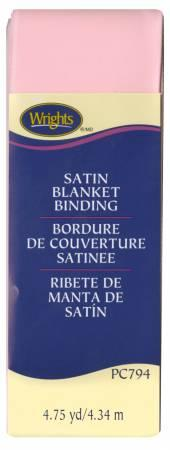 Satin Blanket Binding Pink - 117794061