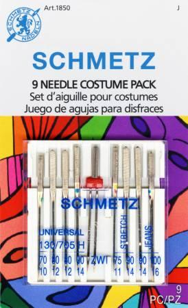 Schmetz 9 Needle Costume and Cosplay Pack 1850