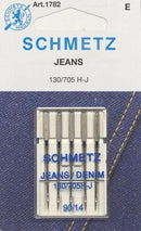 Schmetz Denim Machine Needle - Size 14-90 5CT