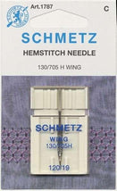 Schmetz Hemstitch / Wing Machine Needle Size 120 1ct - 1787